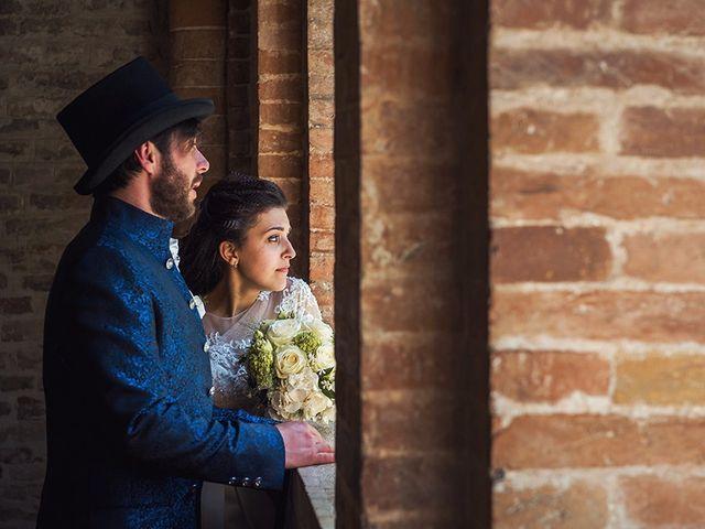 Il matrimonio di Michele e Martina a Tolentino, Macerata 23
