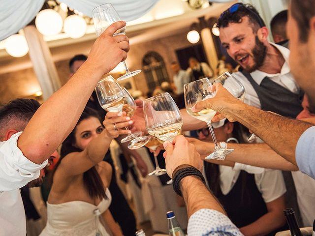 Il matrimonio di Michele e Martina a Tolentino, Macerata 32