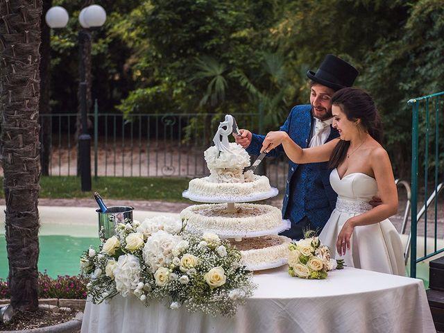Il matrimonio di Michele e Martina a Tolentino, Macerata 33