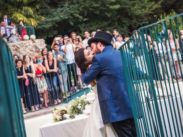 Il matrimonio di Michele e Martina a Tolentino, Macerata 34