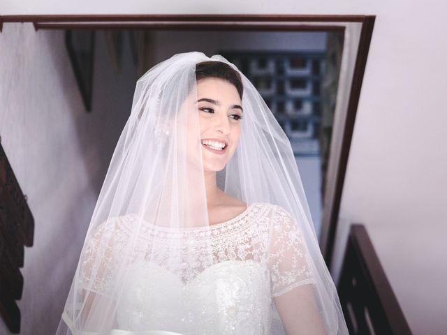 Il matrimonio di Mohammed e Camille a Cerveteri, Roma 2