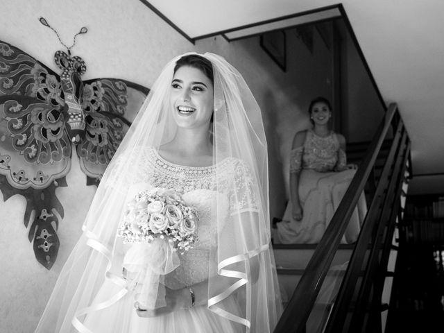 Il matrimonio di Mohammed e Camille a Cerveteri, Roma 3