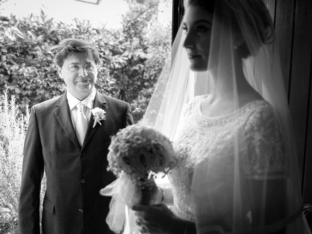 Il matrimonio di Mohammed e Camille a Cerveteri, Roma 4