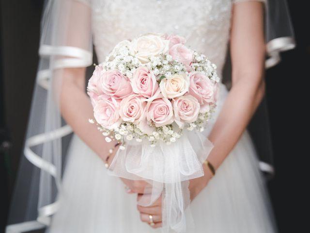 Il matrimonio di Mohammed e Camille a Cerveteri, Roma 5