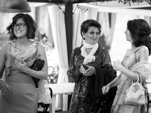 Il matrimonio di Mohammed e Camille a Cerveteri, Roma 6