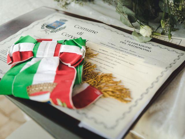 Il matrimonio di Mohammed e Camille a Cerveteri, Roma 7