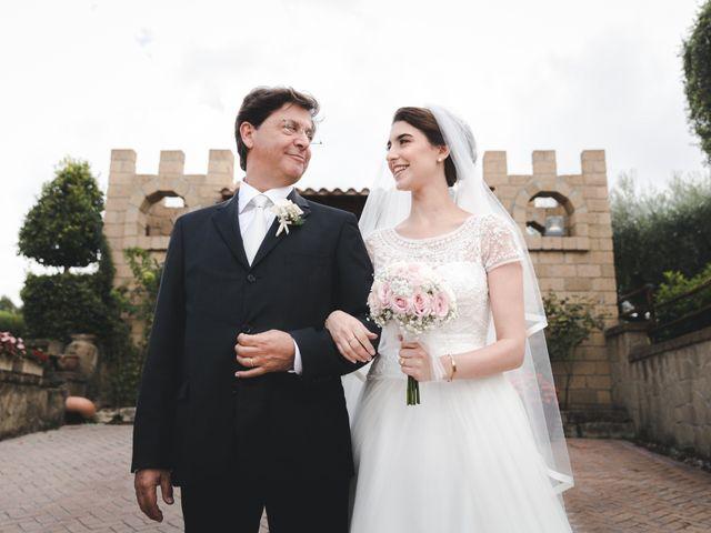 Il matrimonio di Mohammed e Camille a Cerveteri, Roma 13