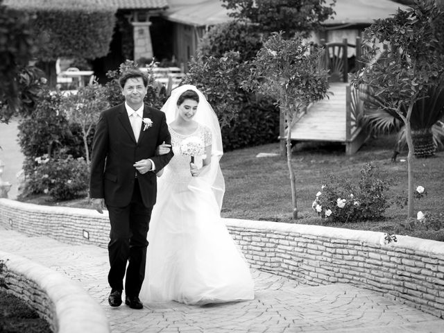 Il matrimonio di Mohammed e Camille a Cerveteri, Roma 14