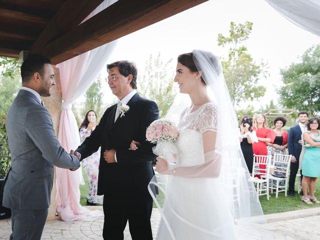 Il matrimonio di Mohammed e Camille a Cerveteri, Roma 16