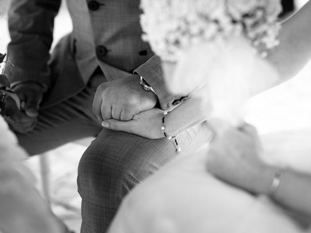 Il matrimonio di Mohammed e Camille a Cerveteri, Roma 17