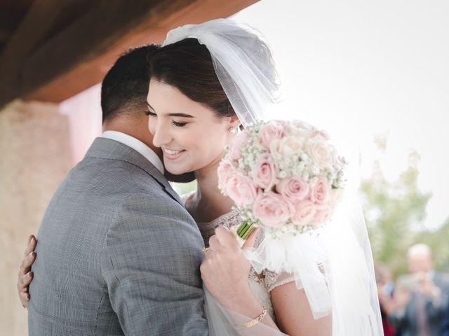 Il matrimonio di Mohammed e Camille a Cerveteri, Roma 1