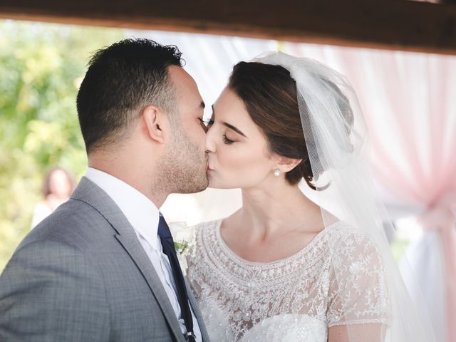 Il matrimonio di Mohammed e Camille a Cerveteri, Roma 23