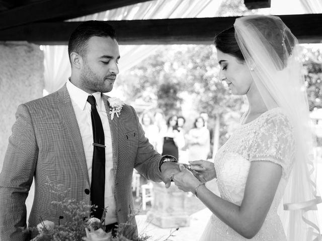 Il matrimonio di Mohammed e Camille a Cerveteri, Roma 24