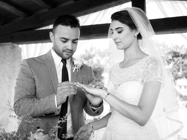 Il matrimonio di Mohammed e Camille a Cerveteri, Roma 25