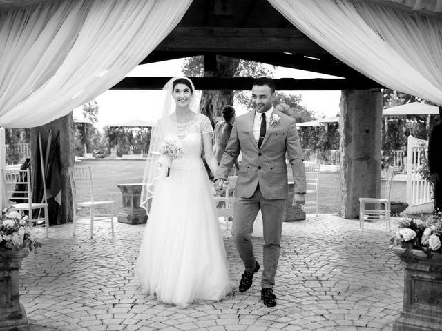 Il matrimonio di Mohammed e Camille a Cerveteri, Roma 26