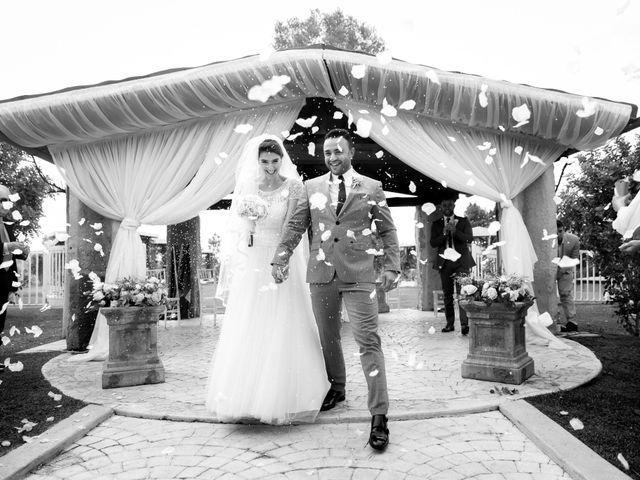 Il matrimonio di Mohammed e Camille a Cerveteri, Roma 27