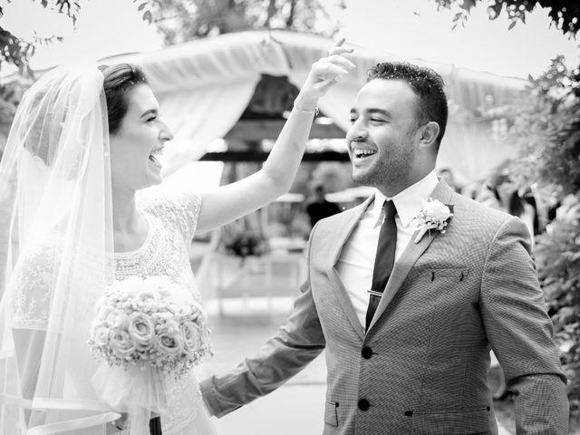 Il matrimonio di Mohammed e Camille a Cerveteri, Roma 28
