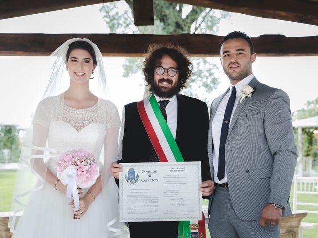 Il matrimonio di Mohammed e Camille a Cerveteri, Roma 29