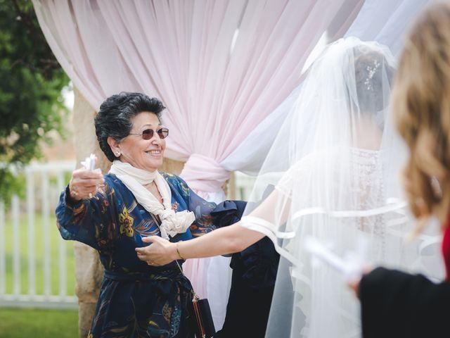 Il matrimonio di Mohammed e Camille a Cerveteri, Roma 31