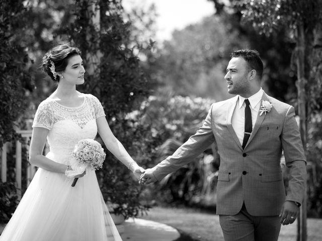 Il matrimonio di Mohammed e Camille a Cerveteri, Roma 34