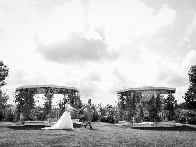 Il matrimonio di Mohammed e Camille a Cerveteri, Roma 35