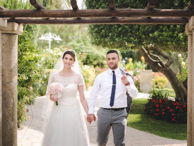 Il matrimonio di Mohammed e Camille a Cerveteri, Roma 38