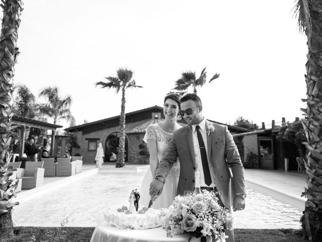 Il matrimonio di Mohammed e Camille a Cerveteri, Roma 48