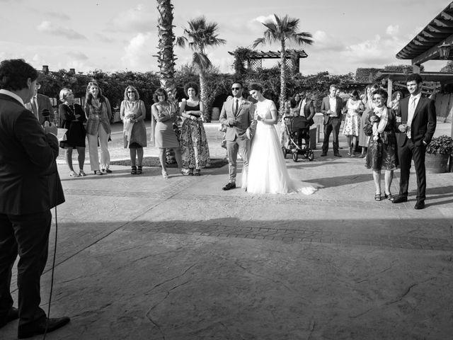 Il matrimonio di Mohammed e Camille a Cerveteri, Roma 49