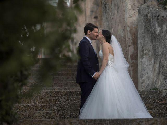 le nozze di Rosalida e Giorgio