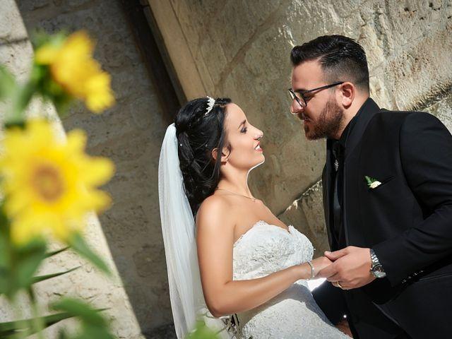 le nozze di Calogera e Francesco