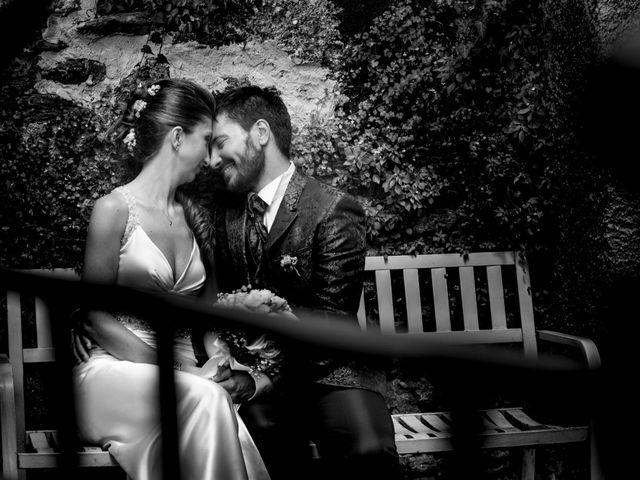 le nozze di Dory e Marco