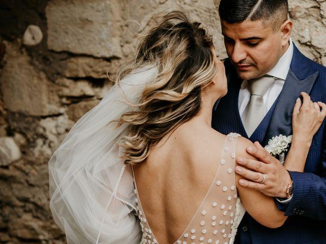 Le nozze di Dania e Antonio