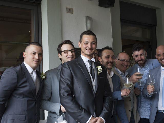 Il matrimonio di Francesco e Stefania a Brescia, Brescia 25