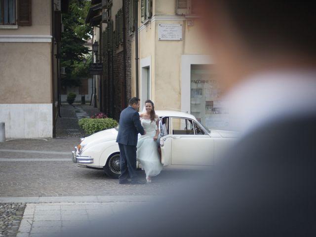 Il matrimonio di Francesco e Stefania a Brescia, Brescia 31