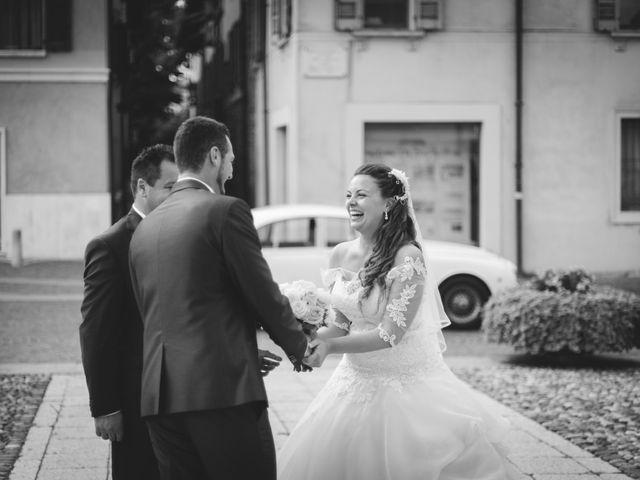 Il matrimonio di Francesco e Stefania a Brescia, Brescia 32