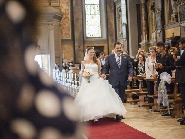 Il matrimonio di Francesco e Stefania a Brescia, Brescia 33