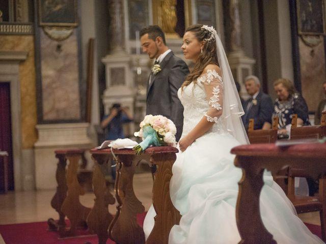 Il matrimonio di Francesco e Stefania a Brescia, Brescia 34