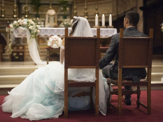 Il matrimonio di Francesco e Stefania a Brescia, Brescia 36