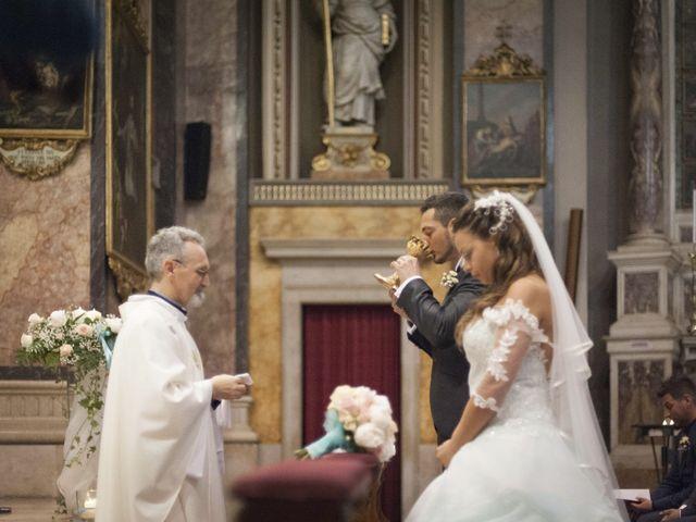 Il matrimonio di Francesco e Stefania a Brescia, Brescia 40