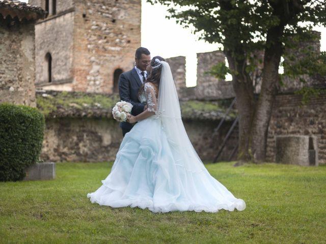 Il matrimonio di Francesco e Stefania a Brescia, Brescia 42