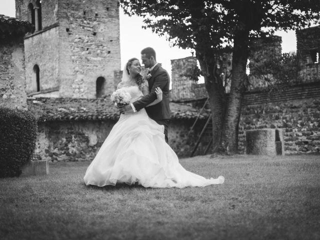 Il matrimonio di Francesco e Stefania a Brescia, Brescia 43