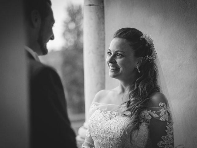 Il matrimonio di Francesco e Stefania a Brescia, Brescia 47