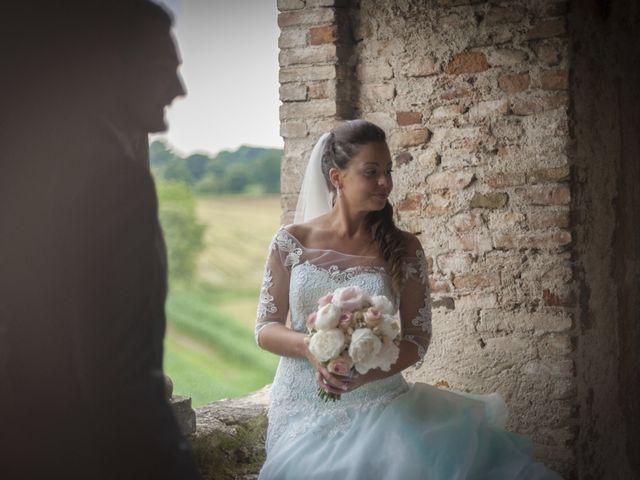 Il matrimonio di Francesco e Stefania a Brescia, Brescia 48