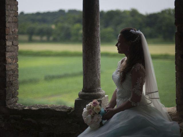 Il matrimonio di Francesco e Stefania a Brescia, Brescia 50