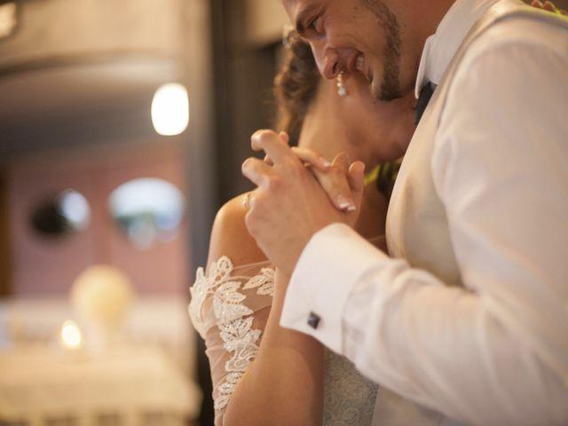 Il matrimonio di Francesco e Stefania a Brescia, Brescia 56