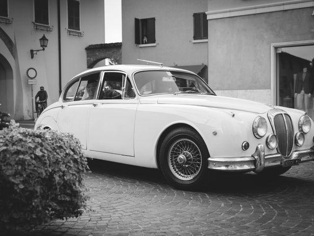 Il matrimonio di Francesco e Stefania a Brescia, Brescia 66