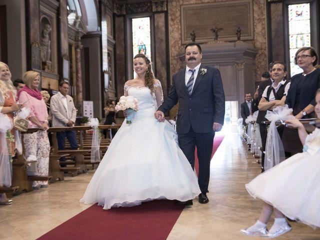 Il matrimonio di Francesco e Stefania a Brescia, Brescia 69