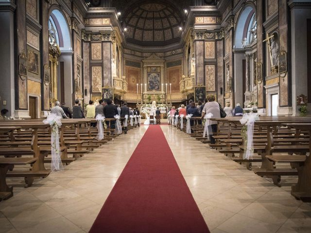 Il matrimonio di Francesco e Stefania a Brescia, Brescia 70