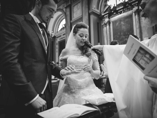 Il matrimonio di Francesco e Stefania a Brescia, Brescia 72
