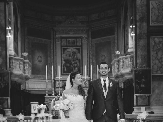 Il matrimonio di Francesco e Stefania a Brescia, Brescia 73